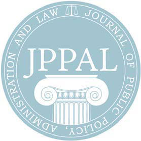The Journal of Public Policy, Administration and Law