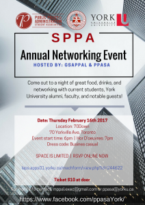 SPPA 4th Annual Networking Event